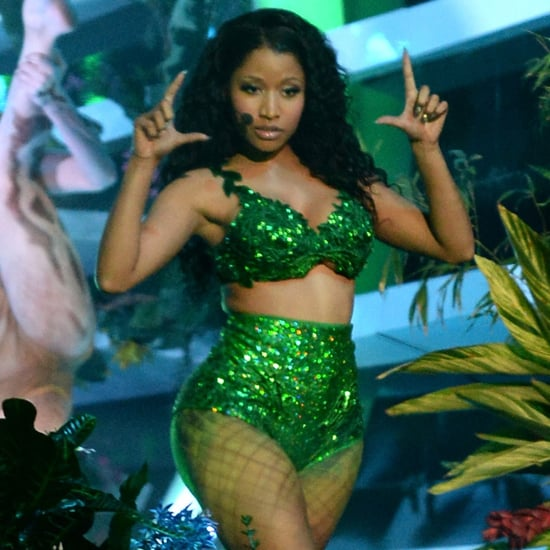 "Nicki Minaj Performing ""Anaconda"" at the VMAs   Video"