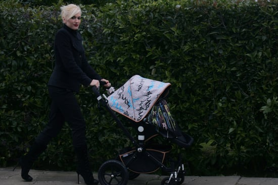 Pictures of Gwen Stefani's Bugaboo Stroller