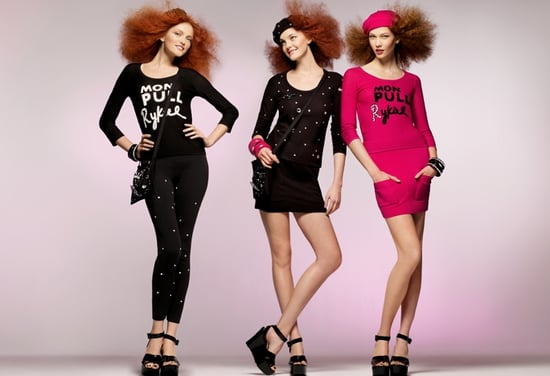 Sonia Rykiel for H and M Knitwear Launches Saturday 20th February