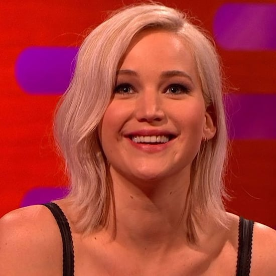 Jennifer Lawrence Embarrassing Story About Harrison Ford