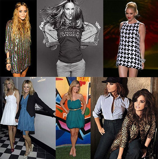 Celebrities Who Played Designer in 2007