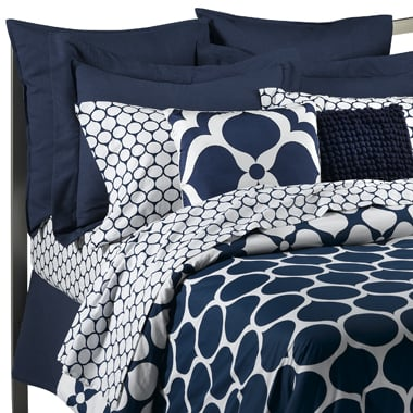 Guess Who Designed This Bedding?