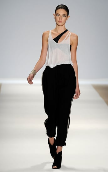New York Fashion Week: Yigal Azrouël Spring 2010