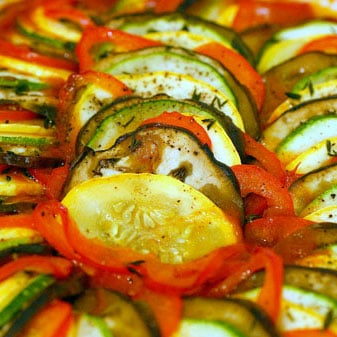Ratatouille Variations Recipes