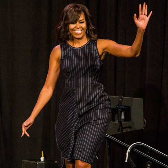 Michelle Obama's Custom 3.1 Phillip Lim Dress at SXSW
