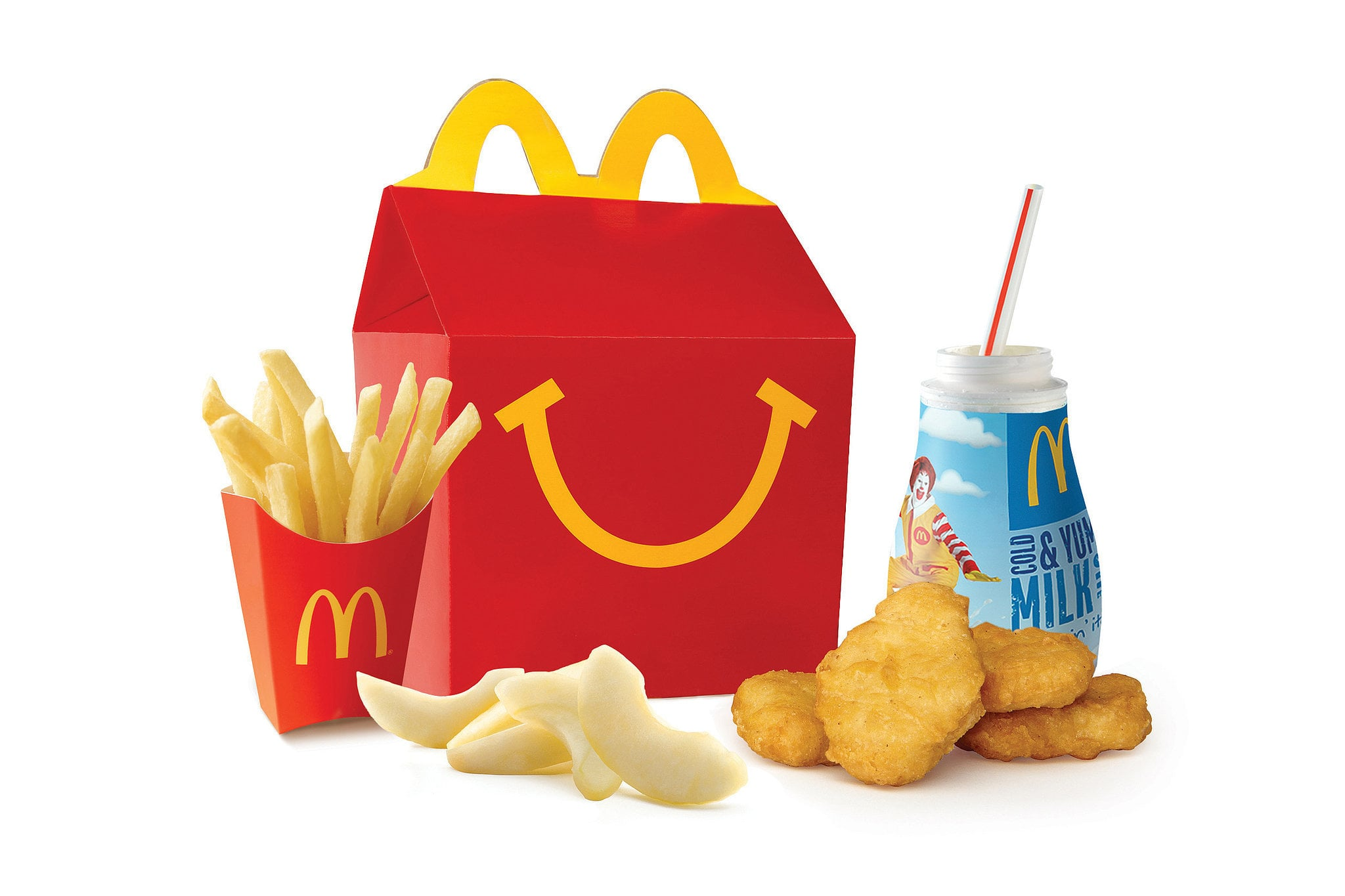 Could This Be the End of McDonald's Gender-Specific Happy Meals?