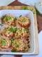 Matzo-Herb Stuffed Tomatoes
