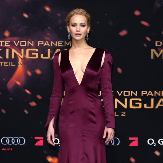 Jennifer Lawrence's Dress at the Mockingjay Part 2 Premiere