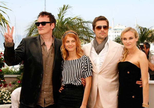 Brad Pitt at Cannes Film Festival