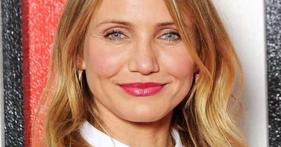Cameron Diaz on Water, Aging, and Those Body-Hair Comments