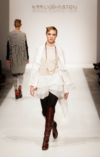 Air New Zealand Fashion Week 2008: Kirrily Johnston