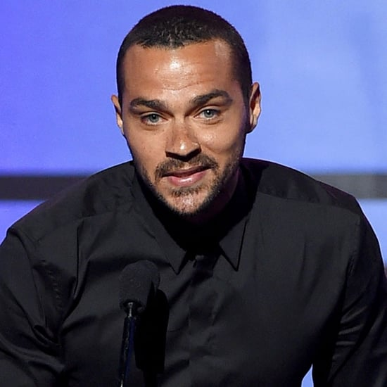 Jesse Williams Comments on His BET Awards Speech