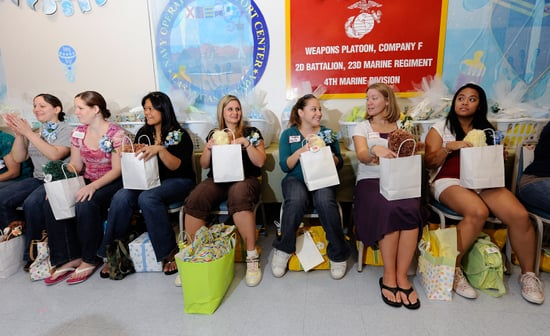 Soldiers' Angels Operation Top Knot Baby Shower Las Vegas