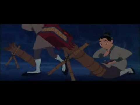 """""""I'll Make a Man Out of You,"""" Mulan"""