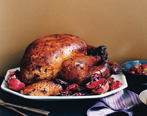 Bold Thanksgiving Menu and Recipes With Mexican Touches