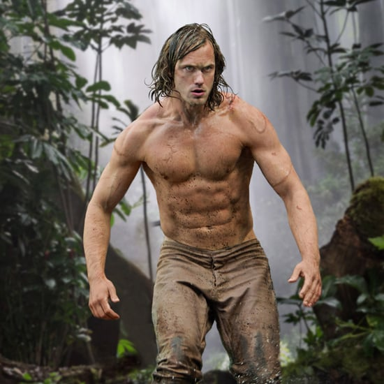 Alexander Skarsgard's Strict Diet For The Legend of Tarzan