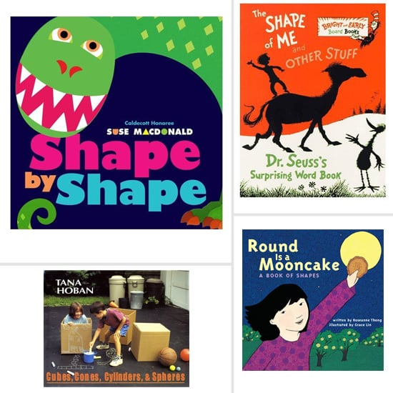 10 Fun Books For Introducing Shapes