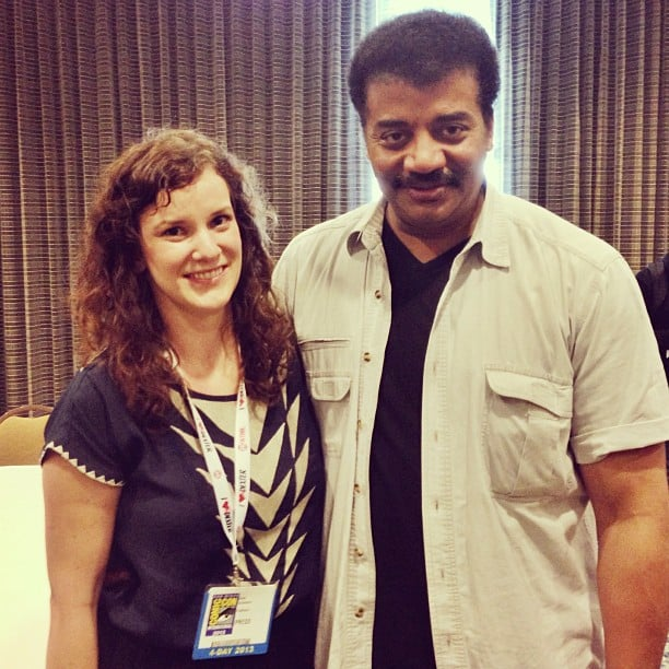 Geek. Out. Talking science's return to prime time with Neil deGrasse Tyson.