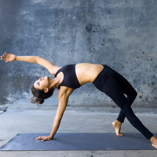 High-Intensity Yoga Sequence   Link Time