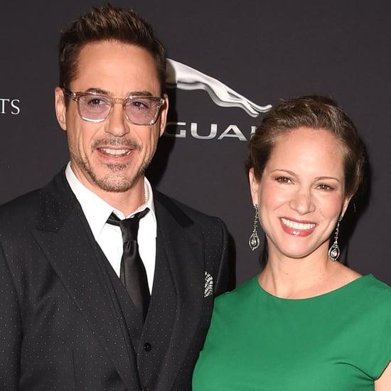 Robert Downey Jr Welcomes Baby Girl