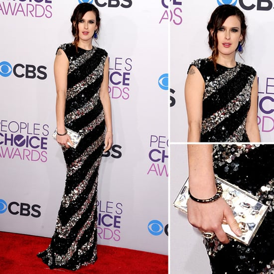 Rumer Willis at People's Choice Awards 2013