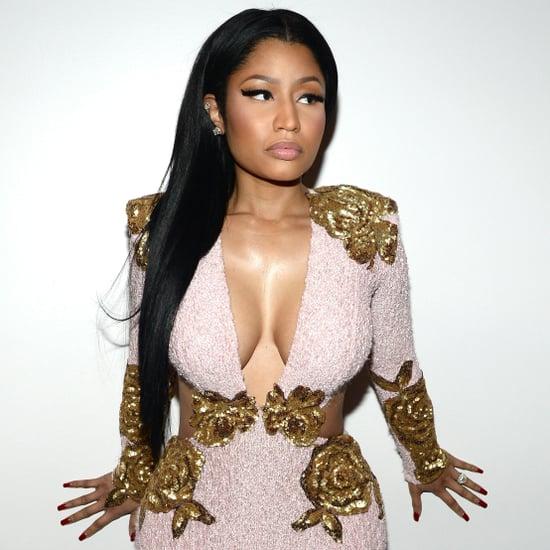 Nicki Minaj's Interview With Time April 2016