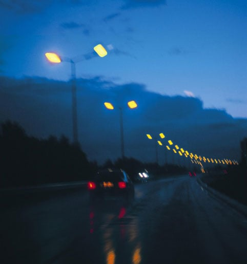 Ten Tips 'Til the Holiday: Driving in the Dark