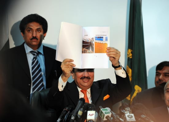 Front Page: Pakistan Arrests Mumbai Massacre's Ringleader
