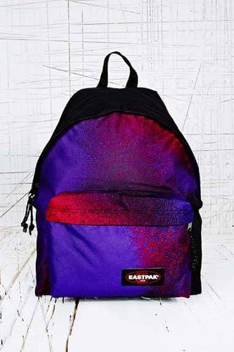 Eastpak Pak'R Plum Drizzle Padded Backpack