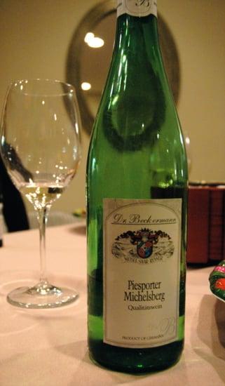 Happy Hour: Dr. Beckermann Piesporter Michelsberg