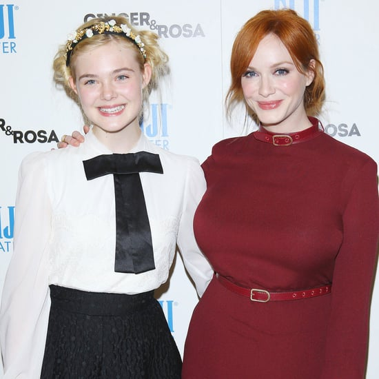 Elle Fanning Talks Working With Angelina Jolie