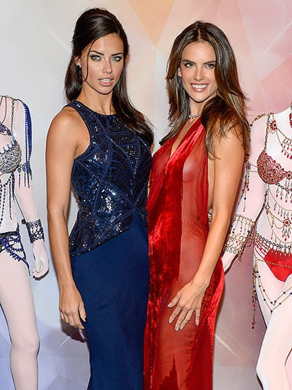 Alessandra Ambrosio and Adriana Lima Will Be Olympic Cultural Contributors: 'Sports Run in Our Blood!'