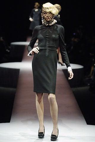 Hannibal Lechter Turns Fashion Designer?