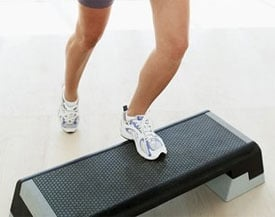 Step Ups are a Good Alternative to Lunges