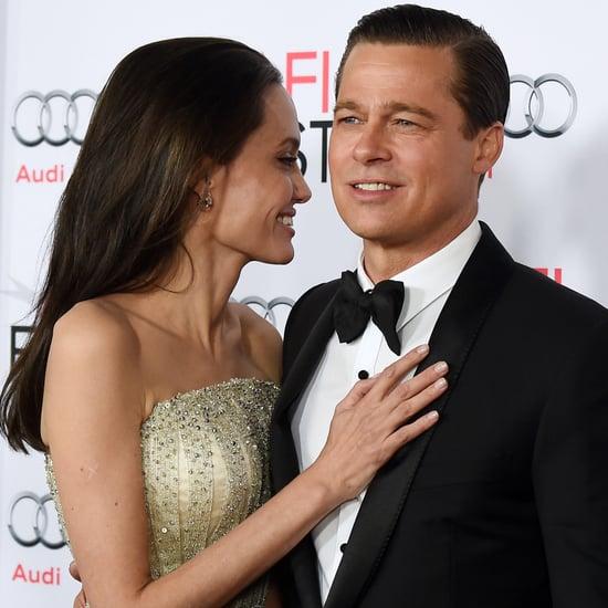 Brad Pitt and Angelina Jolie at AFI Fest November 2015
