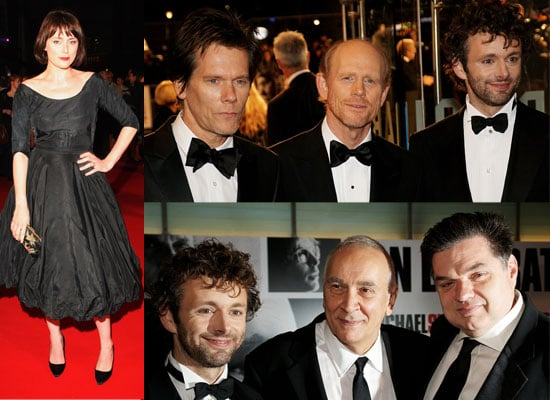 Photos From Gala Opening Of 2008 London Film Festival And Screening of Frost/Nixon With Ron Howard, Michael Sheen, Keeley Hawes,