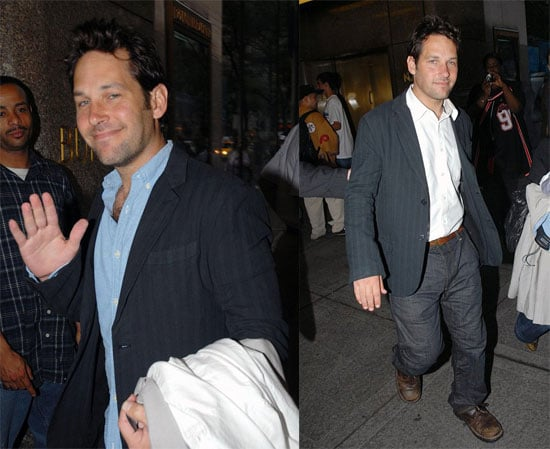 Paul Rudd Riding Knocked Up High