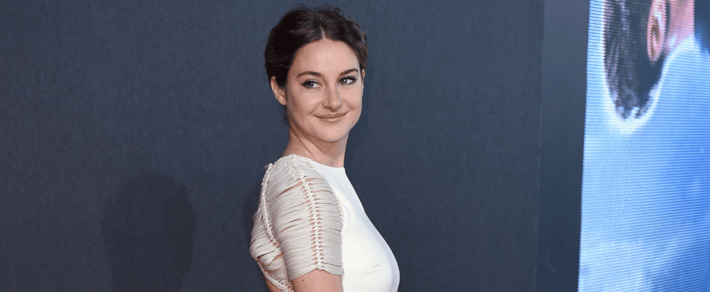 We Were Pleasantly Surprised With Shailene Woodley's Latest Look