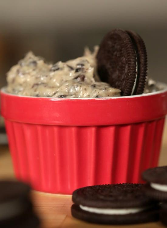 Oreo Cookie-Dough Dip