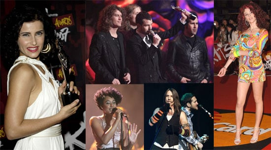 Americans Dominate Int'l Categories at Brit Awards