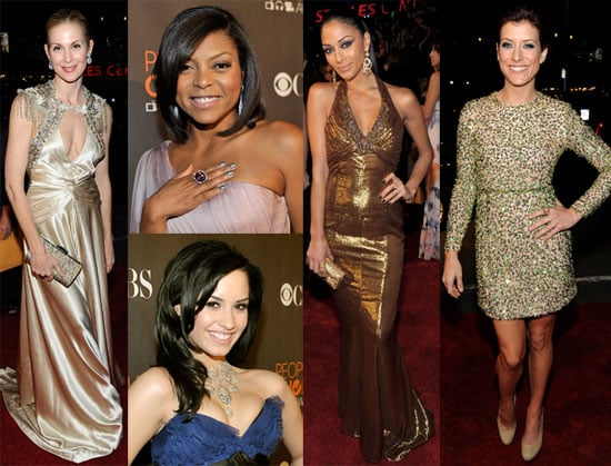 People's Choice Awards Red Carpet and Press Room Roundup!