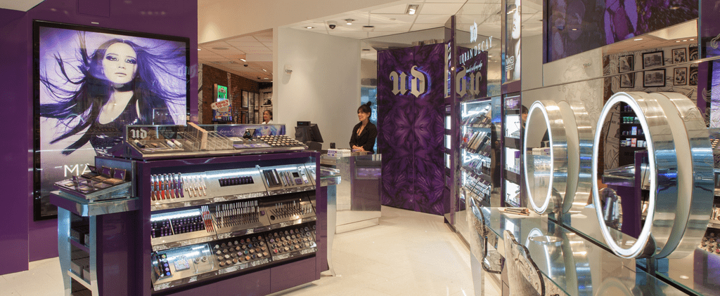 There's an Urban Decay Store So Exclusive, You Need a Ticket to Enter