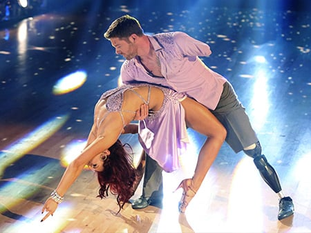 WATCH: Noah Galloway Reveals Who He Wants to See on This Season of Dancing With the Stars!