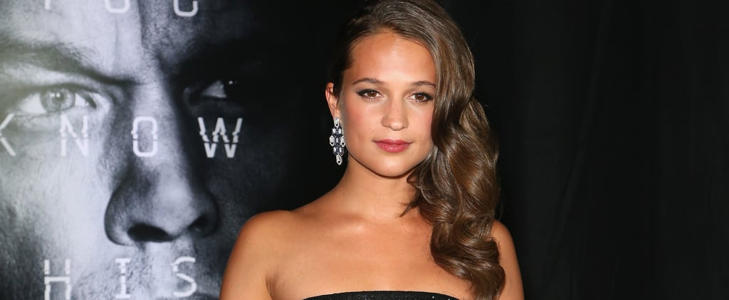 Alicia Vikander May Be an Actress, But She Looks Like a Freaking Supermodel in These Looks