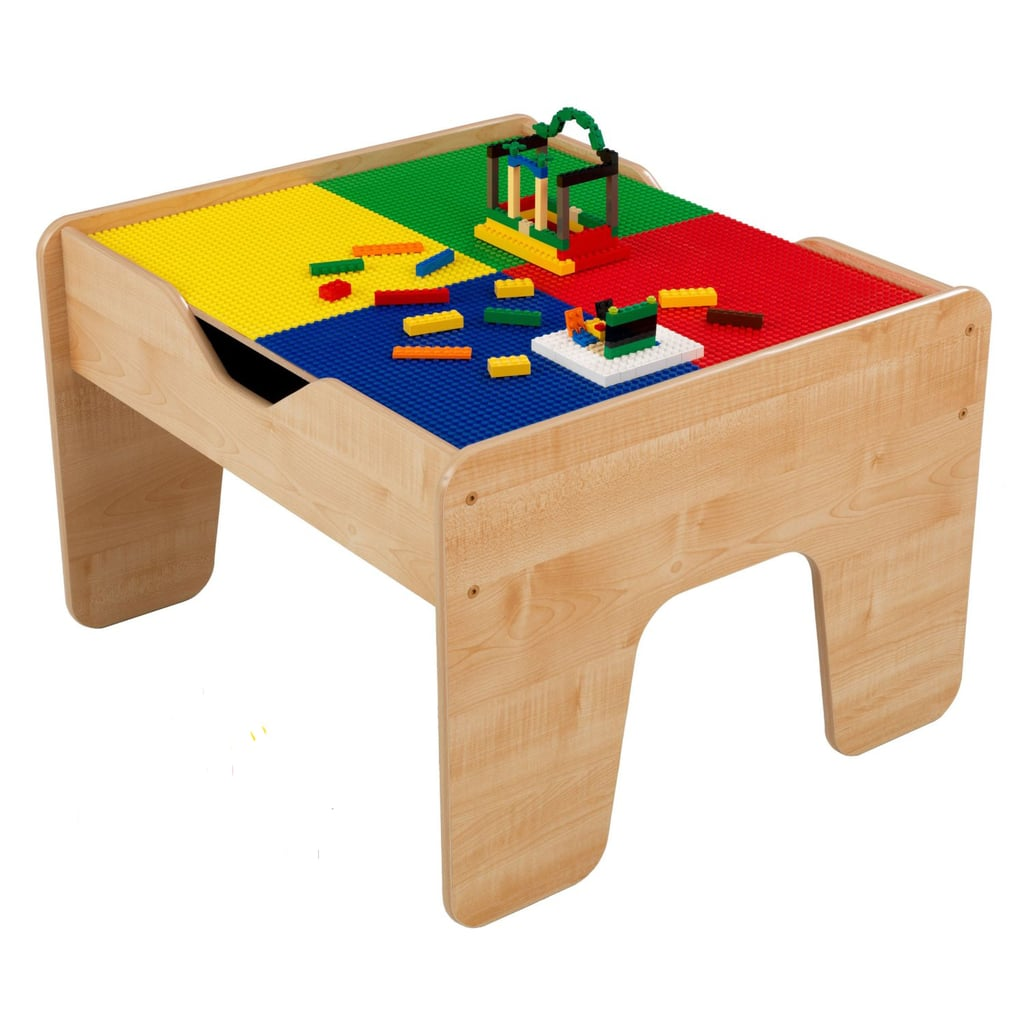 KidKraft Lego Compatible 2-in-1 Activity Table ($90)