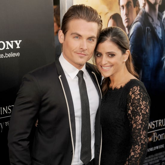 Kevin Zegers Welcomes Twin Daughters