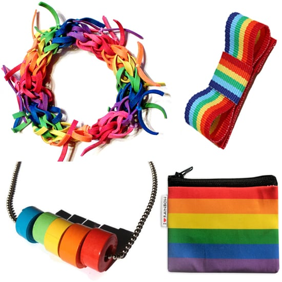 Wear the Rainbow For Gay Pride Month