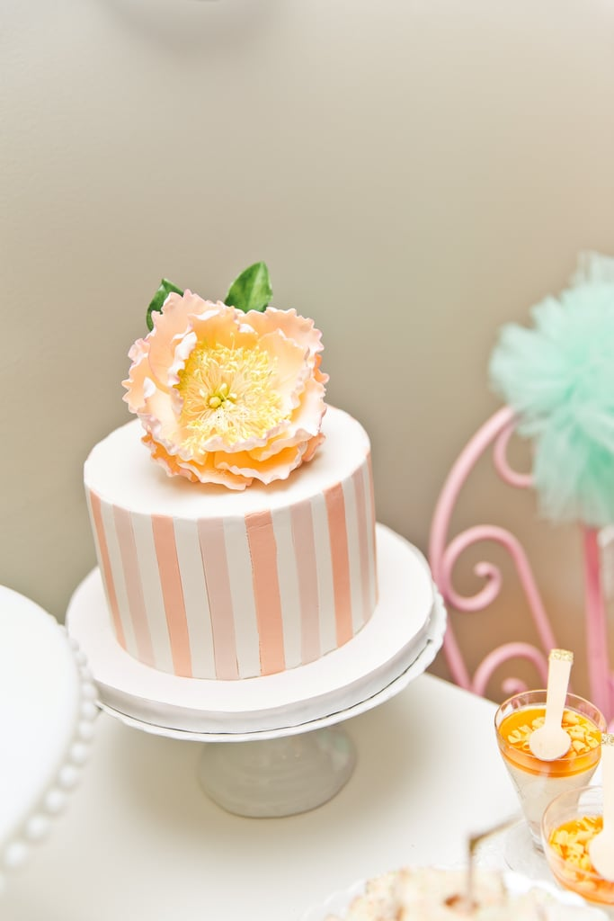 A Blooming Cake
