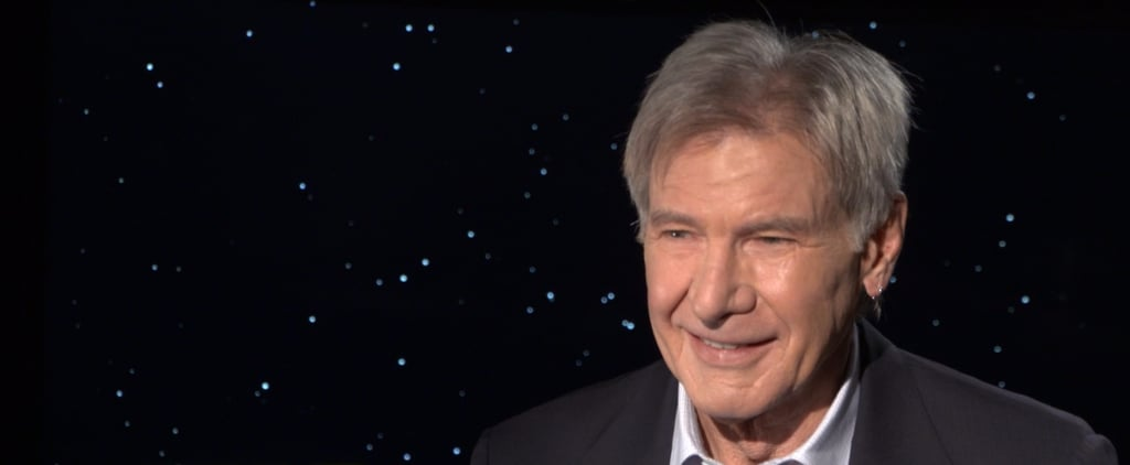 "Harrison Ford Hints at Han and Leia's ""Interesting Relationship"" in The Force Awakens"