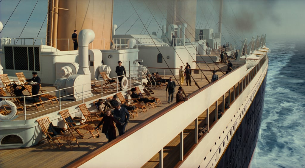 Swoon Over These Original Titanic Pictures